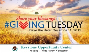 Share your Blessing Save Date