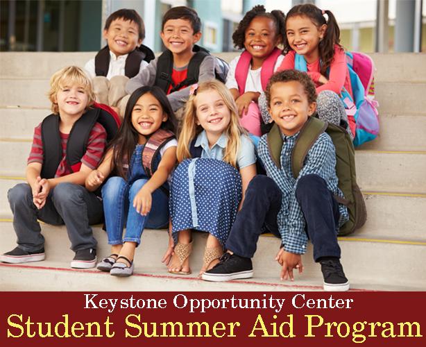 Student Summer Aid Program