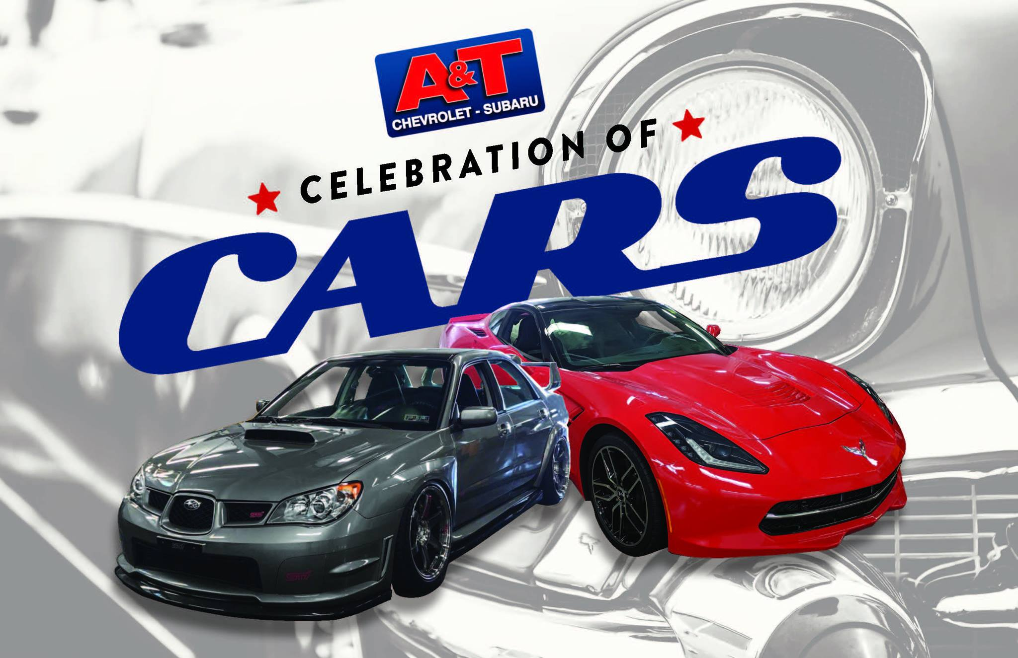 A&T CELEBRATION OF CARS - Sunday @ A&T Chevrolet