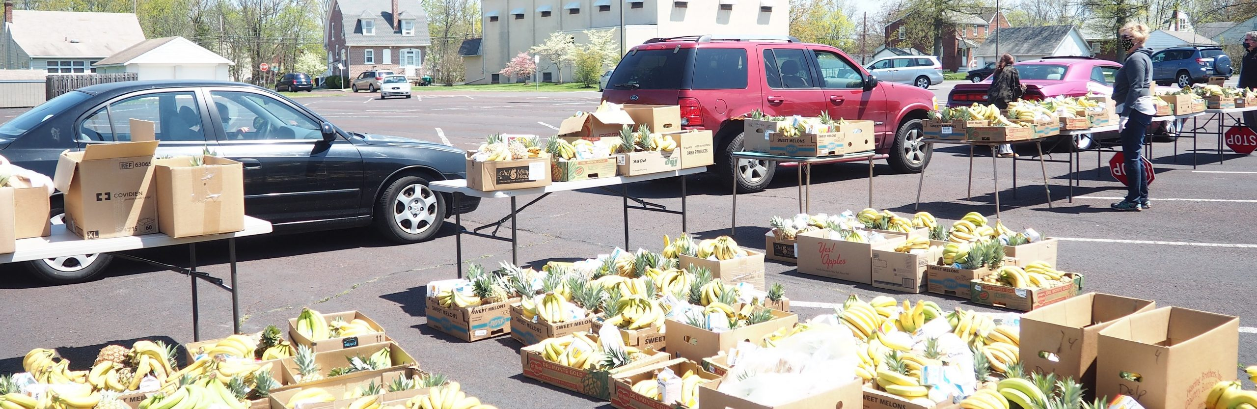 Charitable Farmers Market to Feed the Hungry - Philabundance