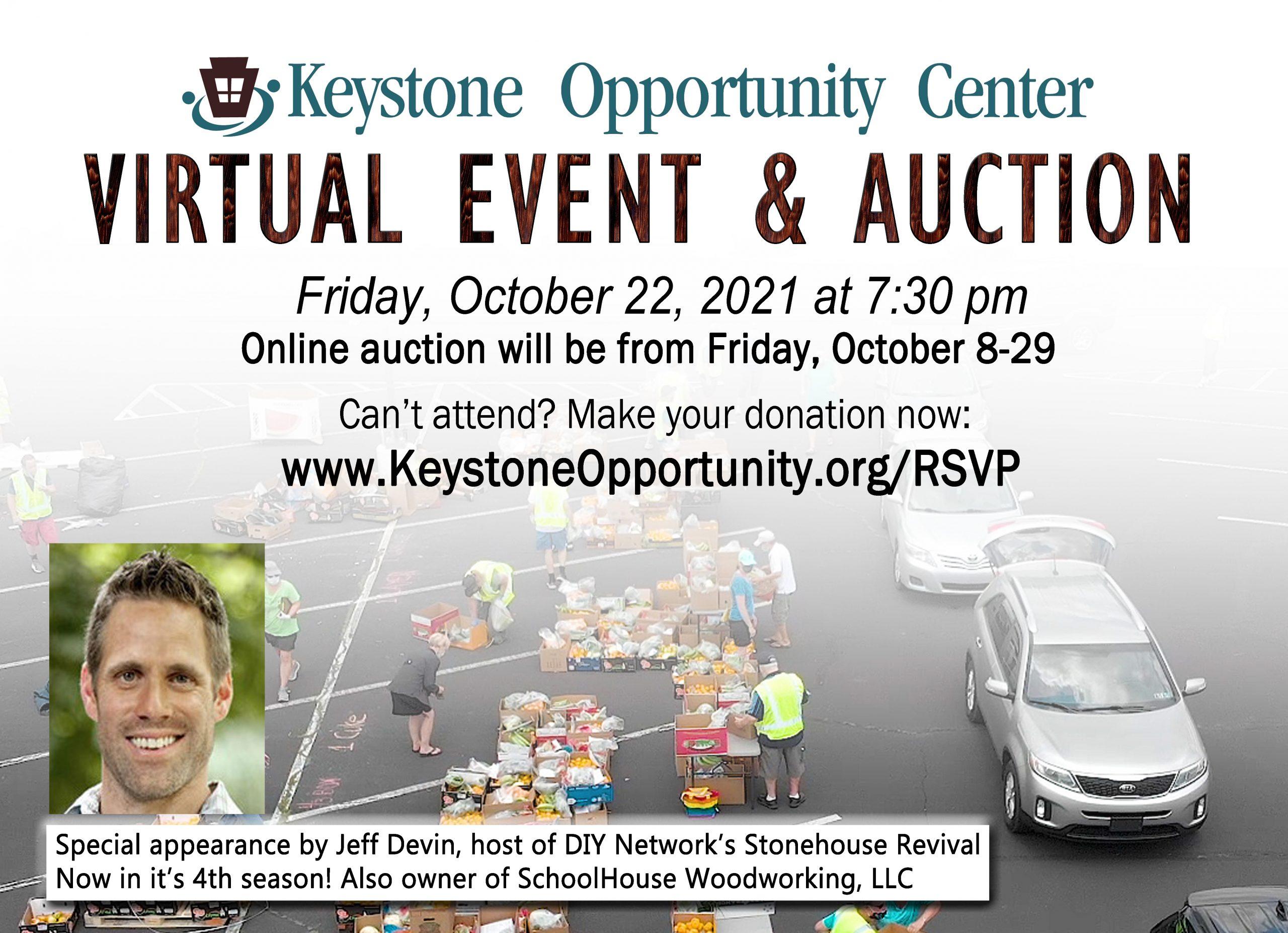 Keystone Annual Banquet 2020